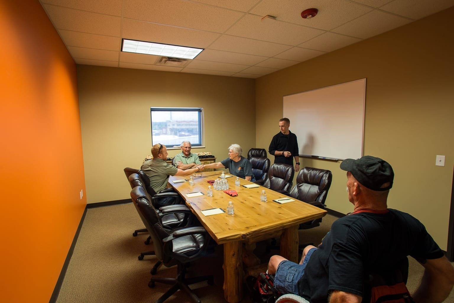 Corporate Meetings and Team Building