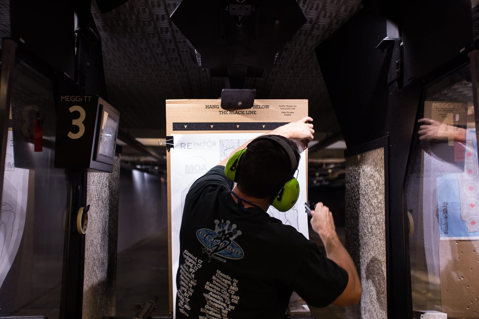 Shooting Range In Denver | Gun Range | Training and Retail