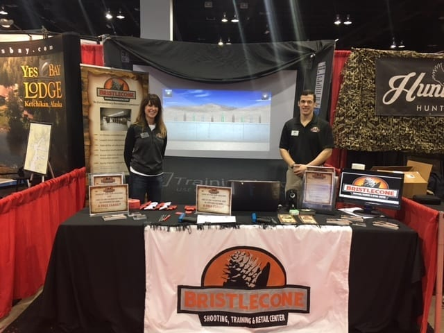 Sportsman's Expo Booth