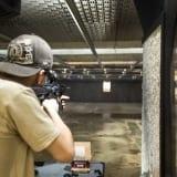 Long Range Target Practice