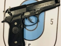 Beretta 92FS 9mm for Rent in Denver by Bristlecone Rentals