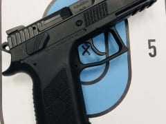 CZ P-07 compact 9mm for Rent in Denver by Bristlecone Rentals