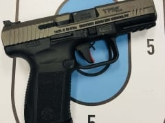 Canik TP9SF 9mm for Rent in Denver by Bristlecone Rentals
