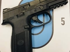 FN FNS9 9mm for Rent in Denver by Bristlecone Rentals