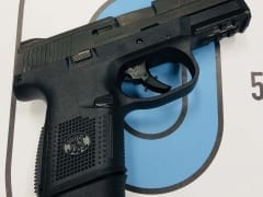 FN FNS9c 9mm for Rent in Denver by Bristlecone Rentals