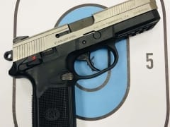 FN FNX-45 .45 ACP for Rent in Denver by Bristlecone Rentals