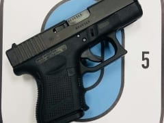 Gen 4 Glock 26 9mm for Rent in Denver by Bristlecone