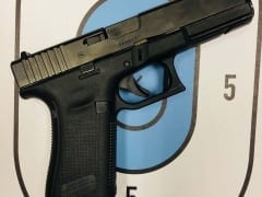 Glock 17 Gen 5 9mm for Rent in Denver by Bristlecone Rentals