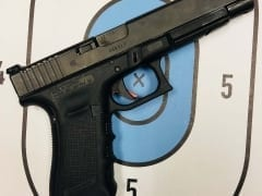 Glock 34 Gen 4 9mm for Rent in Denver by Bristlecone Rentals