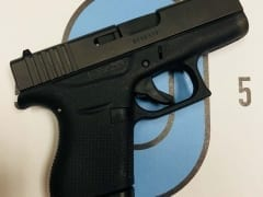 Glock 43 Gen 4 9mm for Rent in Denver by Bristlecone Rentals