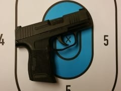 Sig  Sauer P365 9MM for Rent in Denver by Bristlecone Shooting