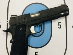 Sig Sauer 1911-A1 Range Officer .45ACP for Rent in Denver by Bristlecone Rentals