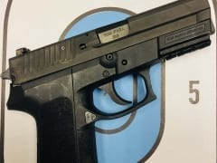 Sig Sauer SP2022 9mm for Rent in Denver by Bristlecone Rentals