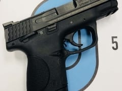 Smith & Wesson M&P compact 9mm for Rent in Denver by Bristlecone Rentals