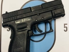 Springfield XD sub compact 9mm for Rent in Denver by Bristlecone Rentals