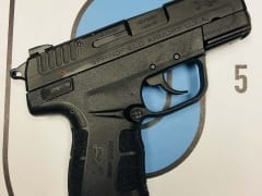Springfield XDE 9mm for Rent in Denver by Bristlecone Rentals