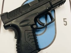 Springfield XDM compact 9mm for Rent in Denver by Bristlecone Rentals