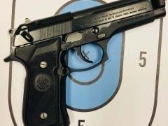 Beretta 92FS 9mm for Rent in Denver by Bristlecone Rentals