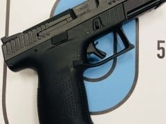 CZ P-10 compact 9mm for Rent in Denver by Bristlecone Rentals