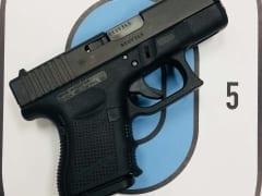 Gen 4 Glock 26 9mm for Rent in Denver by Bristlecone