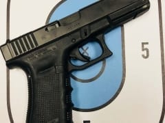 Glock 17 Gen 4 9mm for Rent in Denver by Bristlecone Rentals