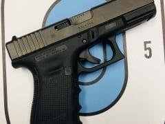 Glock 19 Gen 4 9mm for Rent in Denver by Bristlecone Rentals (1)