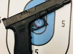 Glock 34 Gen 4 9mm for Rent in Denver by Bristlecone Rentals
