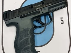 HK VP9 9mm for Rent in Denver by Bristlecone Rentals