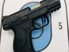 Ruger American Compact 9mm for Rent in Denver by Bristlecone Rentals