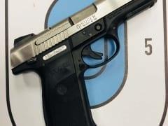 Ruger SR9 9mm for Rent in Denver by Bristlecone Rentals