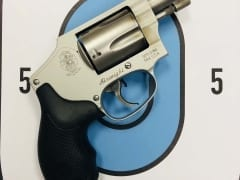 Smith & Wesson Airweight .38spl + P for Rent in Denver by Bristlecone