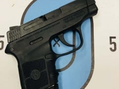 Smith &Wesson M&P Bodyguard .380 Auto for Rent in Denver by Bristlecone Rentals