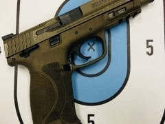 Smith & Wesson M&P9 2.0 9mm for Rent in Denver by Bristlecone Rentals