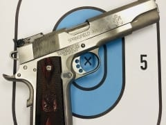 Springfield 1911-A1 Range Officer 9mm for Rent in Denver by Bristlecone Rentals (1)