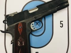 Springfield 1911-A1 Range Officer 9mm for Rent in Denver by Bristlecone Rentals