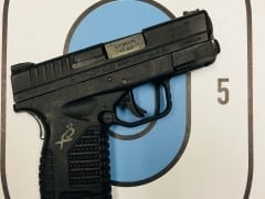 Springfield XDS .45ACP for Rent in Denver by Bristlecone Rentals