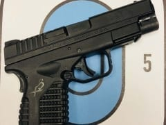 Springfield XDS 9mm for Rent in Denver by Bristlecone Rentals (1)