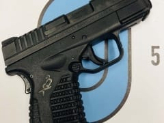 Springfield XDS 9mm for Rent in Denver by Bristlecone Rentals