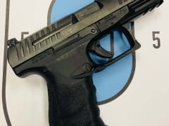 Walther PPQ 9mm for Rent in Denver by Bristlecone Rentals