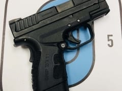 XD Mod 2 sub compact 9mm for Rent in Denver by Bristlecone Rentals