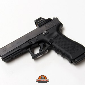 GLOCK G17 Gen4 MOS, 9mm