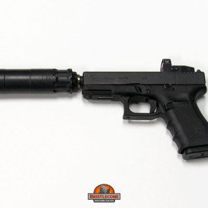 GLOCK G19 Gen4 MOS, 9mm