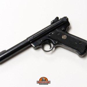 Ruger Mk III Target, .22 LR