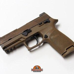 SIG Sauer P320-M18, 9mm