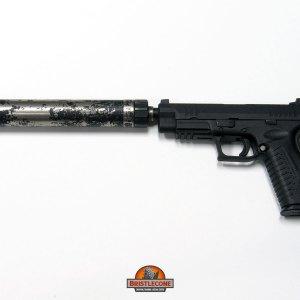 """Springfield Armory XD-M 4.5"""", .45 ACP"""