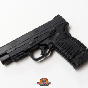 """Springfield Armory XD-S 4.0"""", 9mm"""