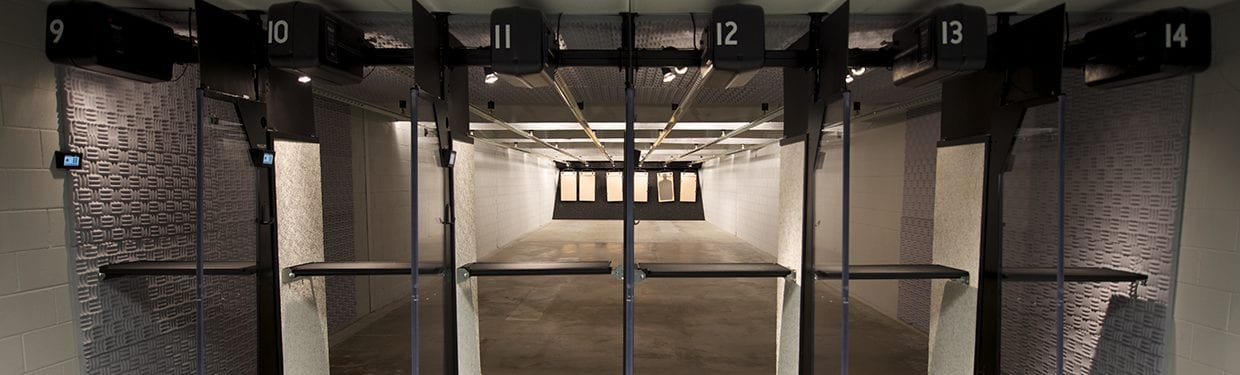 Bristlecone's Indoor Shooting Range in Denver, Colorado