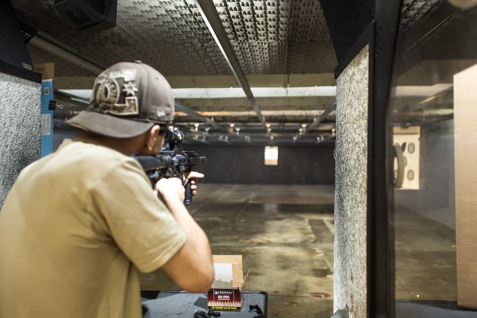 Long Range Target Practice - Bristlecone
