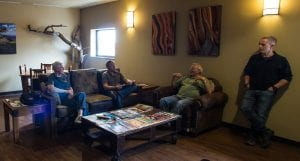 Bristlecone Membership Lounge - Bristlecone Shooting Range, Firearms Training & Retail Center Denver, CO
