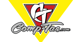 Comp Tac Logo - Bristlecone Shooting Range, Firearms Training & Retail Center Denver, CO